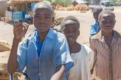 Sudanese boys Royalty Free Stock Image