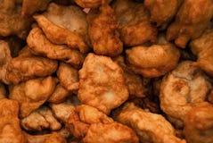 Sudanese deep fried dough pakora bread Stock Photography