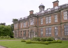 Sudbury Hall (avant) Images stock