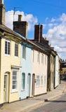 Sudbury Houses Royalty Free Stock Images