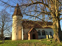 Sudbury-Kirche Stockfotos