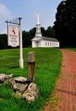 Sudbury, mA: Martha Mary Chapel Imagenes de archivo