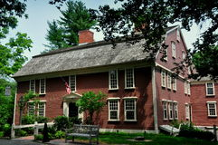 Sudbury, MA: 1716 Wayside Inn Stock Photography