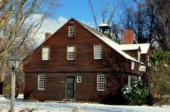 Sudbury, Massachusetts: Wayside Inn Blacksmith Shop Royalty Free Stock Photography