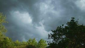 Stormy skies dark clouds thunderstorms