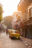 Sudder-Straße, Kolkata, Indien Stockfoto