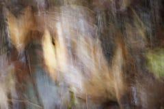 Suddig abstrakt vattenbakgrund Arkivfoto