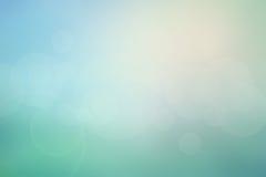 Suddig bakgrund för abstrakt pastellfärgad himmel Royaltyfria Bilder