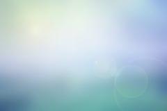Suddig bakgrund för abstrakt pastellfärgad himmel Arkivfoto