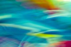 Suddig bakgrund för färgrik abstrakt ljus livlig färg Tappning Royaltyfria Foton