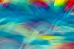 Suddig bakgrund för färgrik abstrakt ljus livlig färg Tappning Royaltyfri Fotografi