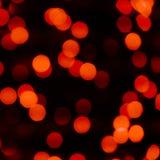 Suddig ferie för parti för bokeh för ljus färg för julträd royaltyfria foton