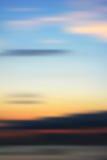Suddig himmelbakgrund Royaltyfri Foto