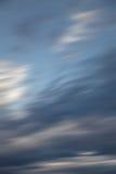 Suddig himmelbakgrund Royaltyfri Fotografi