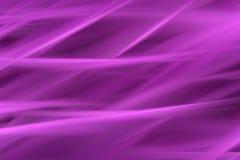 Suddiga purpurfärgade linjer Arkivfoto