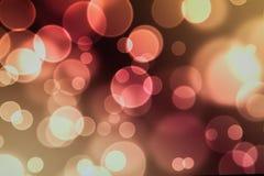 Suddighet för stearinljusljusboke för bakgrund, suddighet för stearinljusljusboke för bakgrund Bokee bakgrund arkivfoto