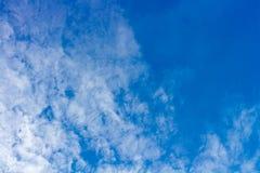 Suddighet fördunklar på himlen Royaltyfri Fotografi