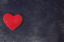 suddigheta hjärtor Hjärta för två rosa färg Älska begreppet för dag för moder` s och dag för valentin` s Vykort för dag för valen Royaltyfri Foto