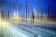 Suddighetsbakgrund av ljus Royaltyfri Fotografi