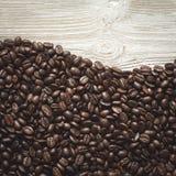 suddighett kaffe f?r bakgrund edges b?nan den selektiva fokusen arkivfoto