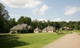 Suddivisione dell'insenatura di Buckhead, Arlington, TN fotografia stock libera da diritti