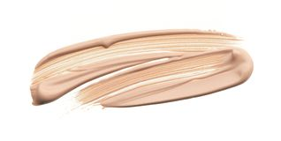 Suddmålarfärg av kosmetiska produkter Royaltyfri Foto