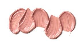 Suddmålarfärg av kosmetiska produkter Royaltyfria Foton
