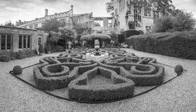 Sudeley Castle garden Royalty Free Stock Image