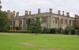 Sudeley castle in Winchcombe, Cheltenham, Gloucestershire, England Stock Images