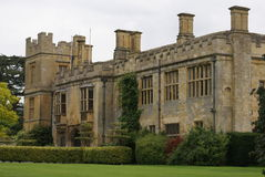Sudeley Castle in Winchcombe, England, Europe Royalty Free Stock Photography