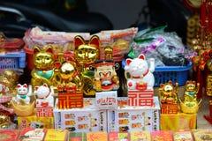 3Sudeste Asiático, encanto afortunado Fotos de Stock
