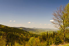 Sudeten Mountains Royalty Free Stock Image