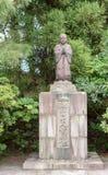 Sudhana, la statue de Bodhisvattva de garçon au temple bouddhiste de Shorinin Photo libre de droits