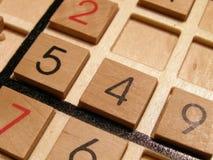 Sudoku Imagen de archivo libre de regalías