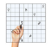 Sudoku Stock Photos