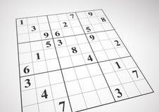 sudoku Стоковые Изображения RF