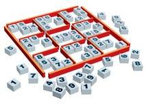 Free Sudoku Stock Images - 29721504