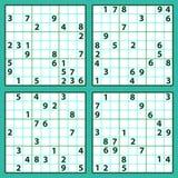 Sudoku ελεύθερη απεικόνιση δικαιώματος