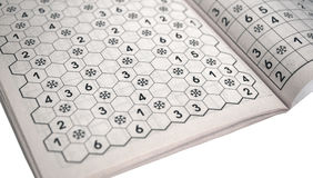 Sudoku Στοκ εικόνες με δικαίωμα ελεύθερης χρήσης