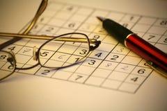 sudoku Стоковое Изображение