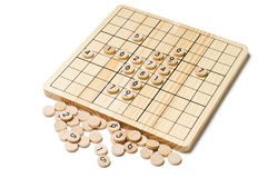 Sudoku game Royalty Free Stock Image