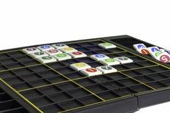 Sudoku gra planszowa Obrazy Royalty Free
