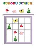Sudoku junior Stock Photo