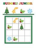 Sudoku junior Royalty Free Stock Image