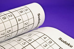 Sudoku Puzzles Stock Images