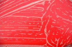 Suds σαπουνιών Στοκ φωτογραφία με δικαίωμα ελεύθερης χρήσης