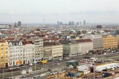 Sudtiroler Platz in center city Royalty Free Stock Images