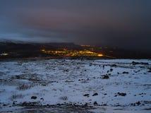Sudurland, Islande Photos libres de droits