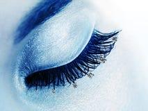 Sueño azul Imagen de archivo