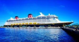Sueño de Disney en Nassau, Bahamas Imágenes de archivo libres de regalías